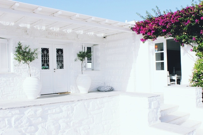 Minois Village Hotel Suites & Spa,Paros