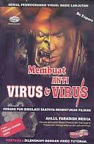 AJIBAYUSTORE  Judul Buku : Membuat Anti Virus & Virus Lanjutan, Be Expert! Disertai CD Pengarang : Ahlul Faradish Resha Penerbit : Gava Media