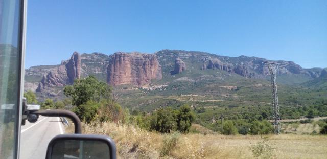 Ruta d'anada cap a Euskadi