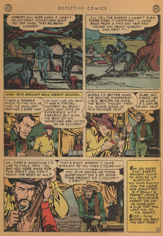 Read online Detective Comics (1937) comic -  Issue #152 - 35
