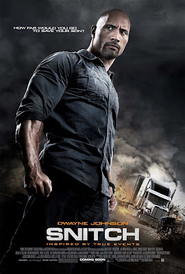 Snitch, Dwayne Johnson, The Rock