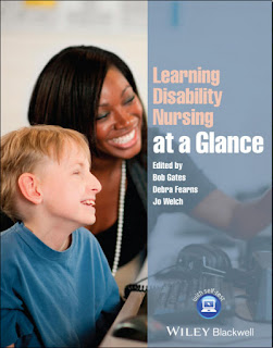 Learning Disability Nursing at a Glance - Gates, Bob