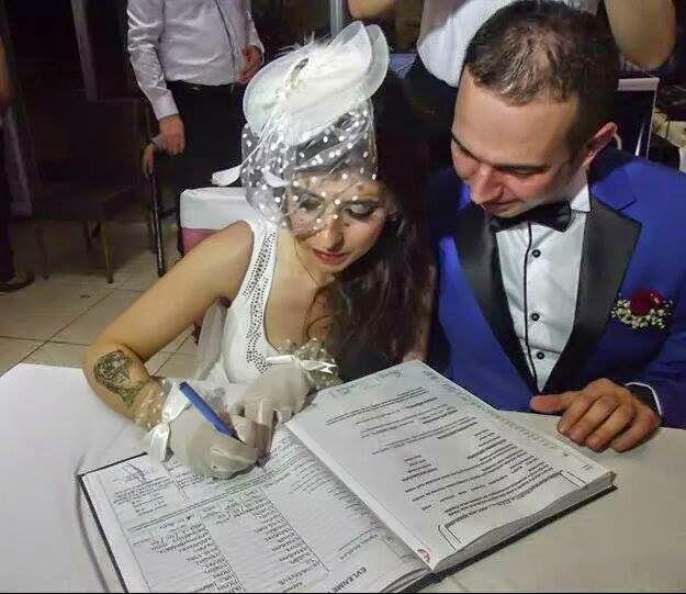 ekru puantiyeli tüllü şapka ve eldiven takım