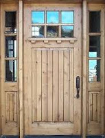 images of wood front door