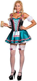 Heidi Hottie Costume