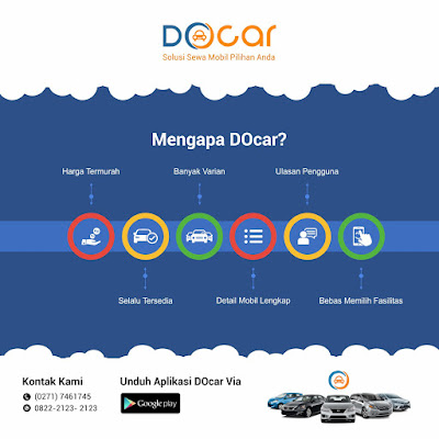 DOcar.co.id : Solusi Sewa Mobil Pilihan Anda Kembangkan Aplikasi Android Sewa Mobil Online