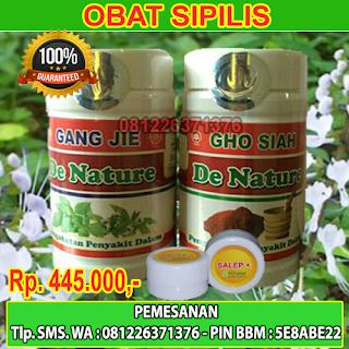 Di Surabaya Menjual Obat Sipilis