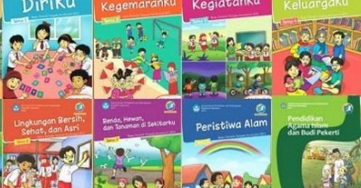 Download Buku Pkn Kelas Kurikulum 2013 Download Buku Buku Tematik Bse Kelas Terbaru Warung
