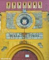 Plaza de Toros (visitar artículo sobre la tauromaquia y El Espinar)