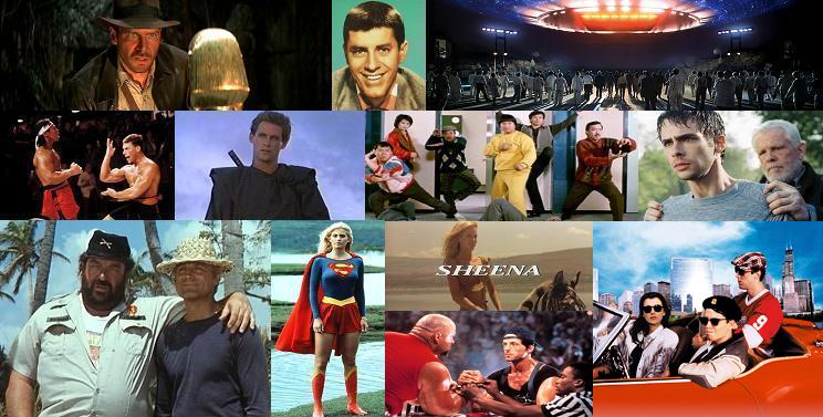 Régi uj filmek, sorozatok, videók