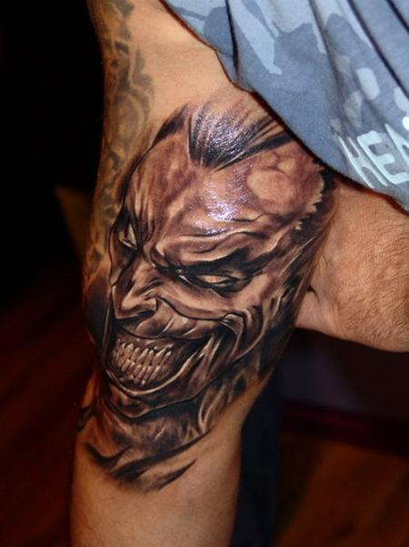 Gothic Tattoos Style D...