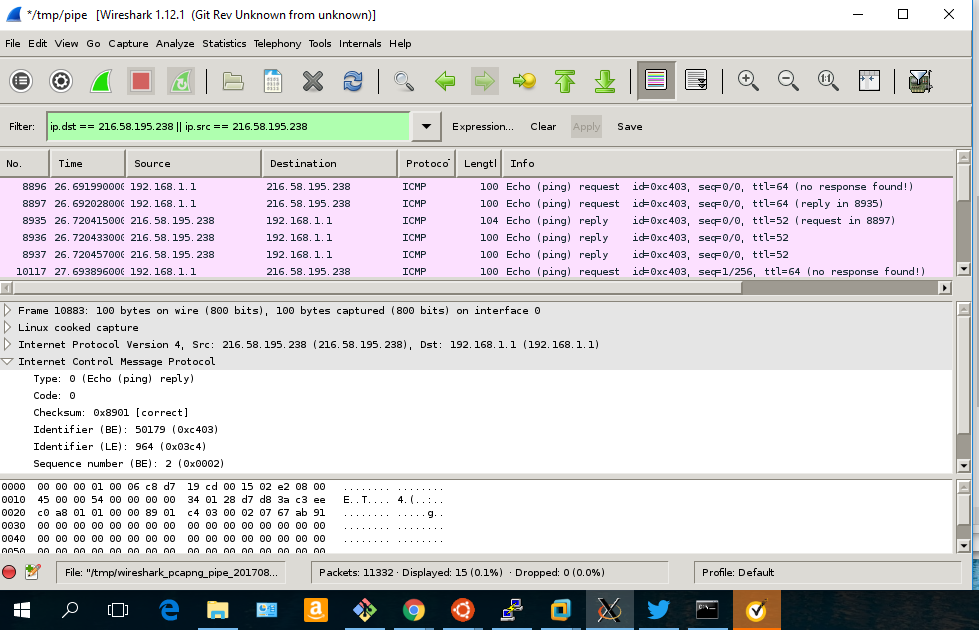 GoJimmyPi: OpenWrt Remote Network WireShark Packet Feed