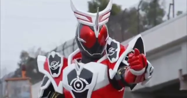 Kamen rider 000 episode 13 part 2 / The new worst witch