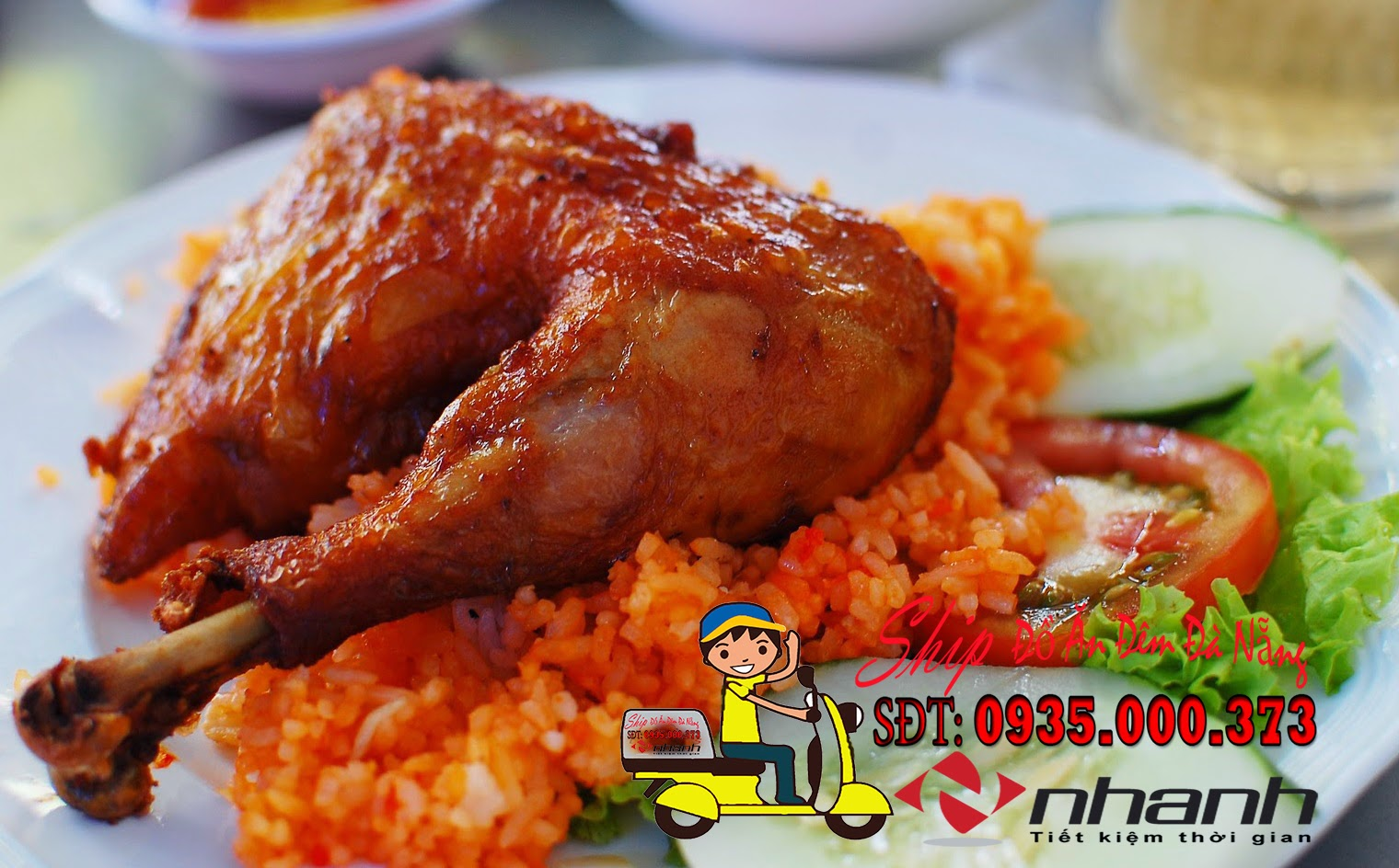 Com ga - Ship do an dem Da Nang