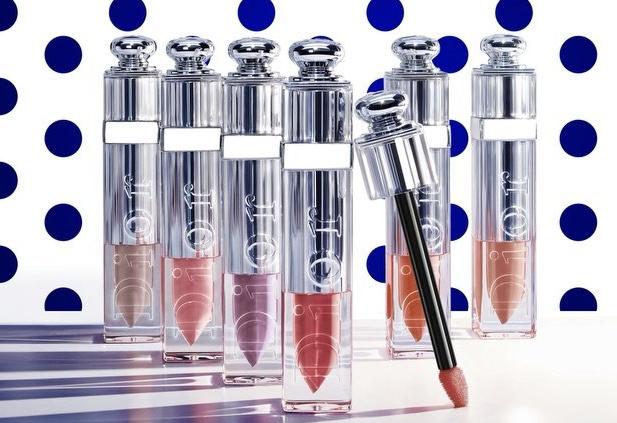 блески для губ Dior Addict