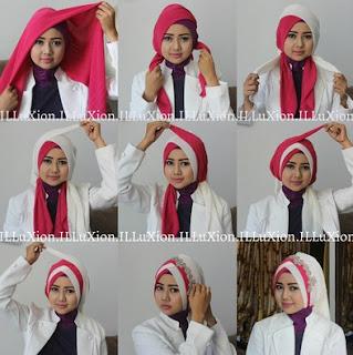 Permalink to Kumpulan Gambar Tutorial Hijab Modern untuk Prosesi Lamaran Gaya 2017