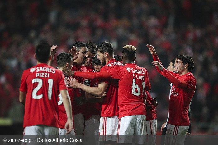 O Fura-Redes  Benfica 10 x 0 Nacional  a maior goleada do século! 92a2a6829ffff