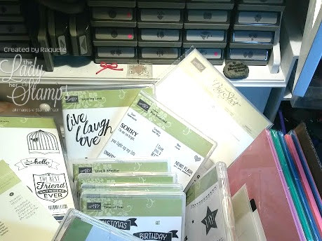 Stampin' Up! Haul - Part 1