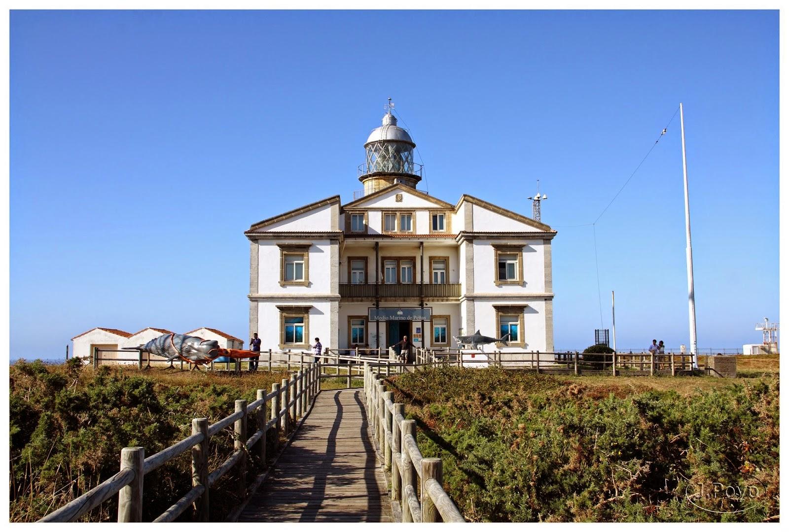 Faro Peñas, Asturias