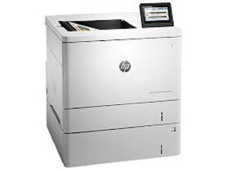 Picture HP Color LaserJet Enterprise M553x Printer