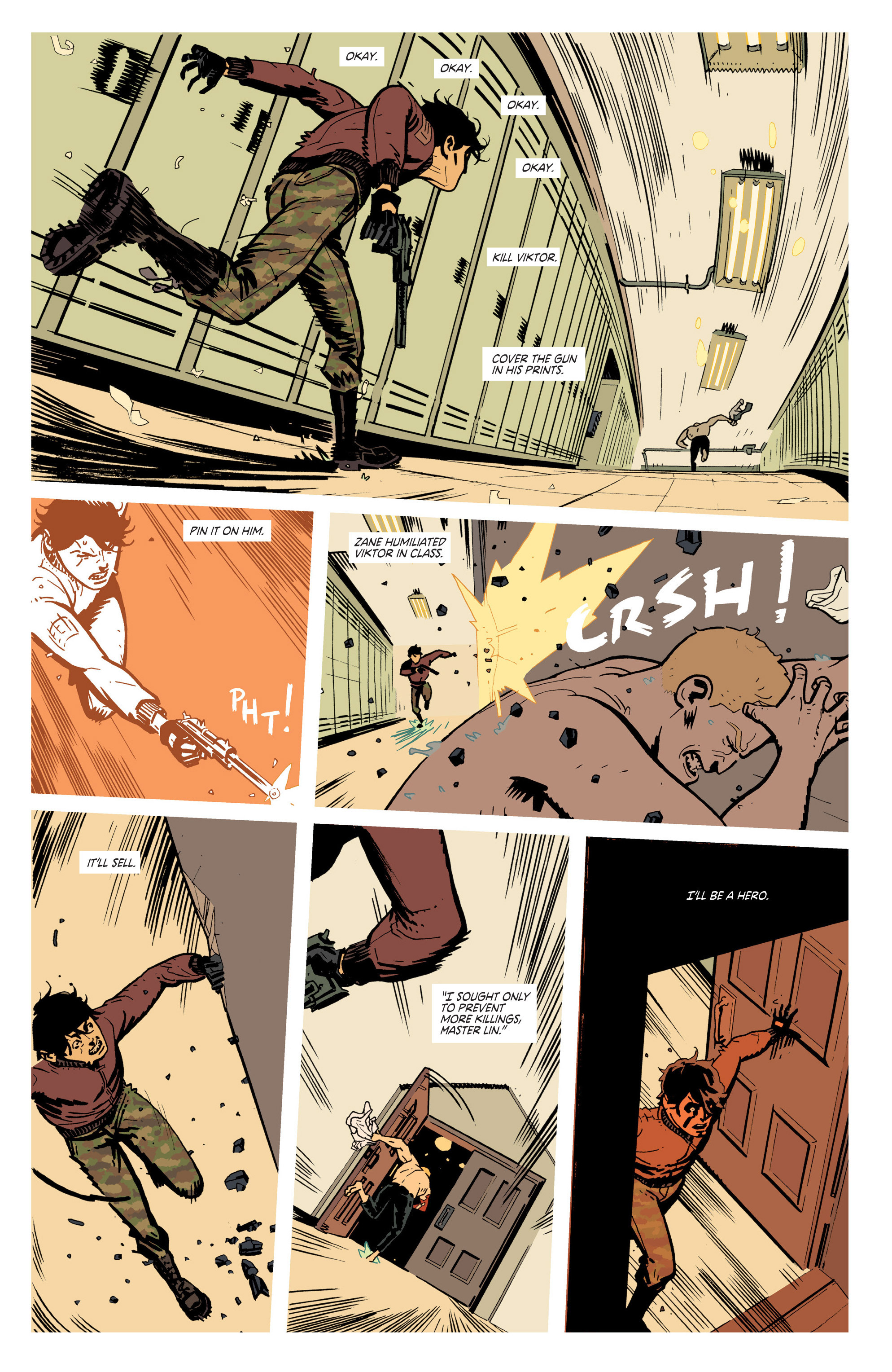 Read online Deadly Class comic -  Issue # _TPB 3 - 107