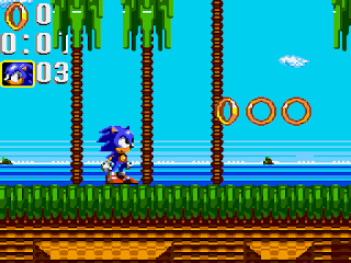 Sonic Triple Trouble Game Gear Play Retro Games Online