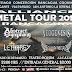 """Conoce aquí las fechas de Marzo de """"Alliance Metal Tour"""""""