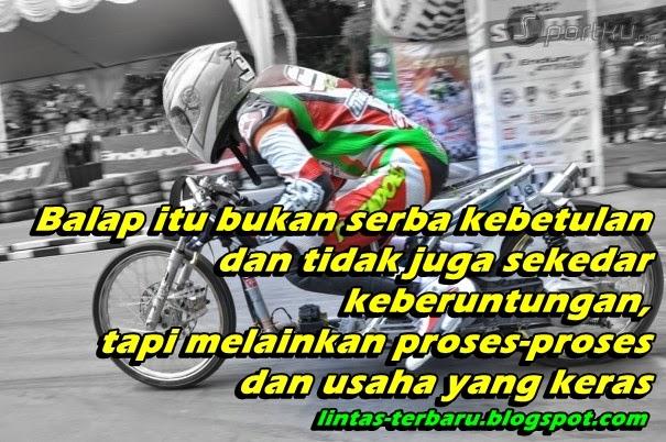 Gambar DP BBM Kata Kata Anak Motor Drag Racing | Caption ...