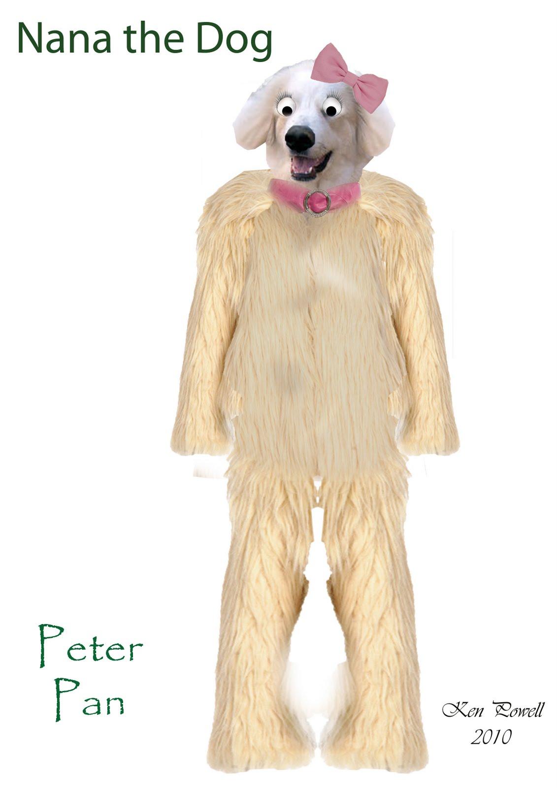 Costume Designer: Peter Pan