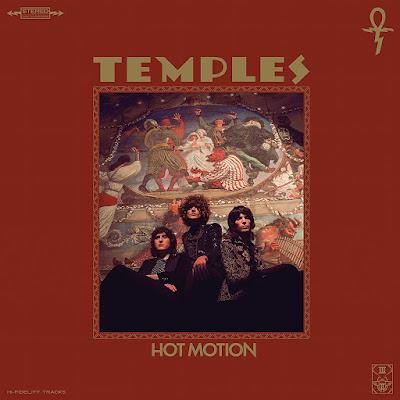 Hot Motion Temples Album