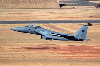 Jet F-15SG