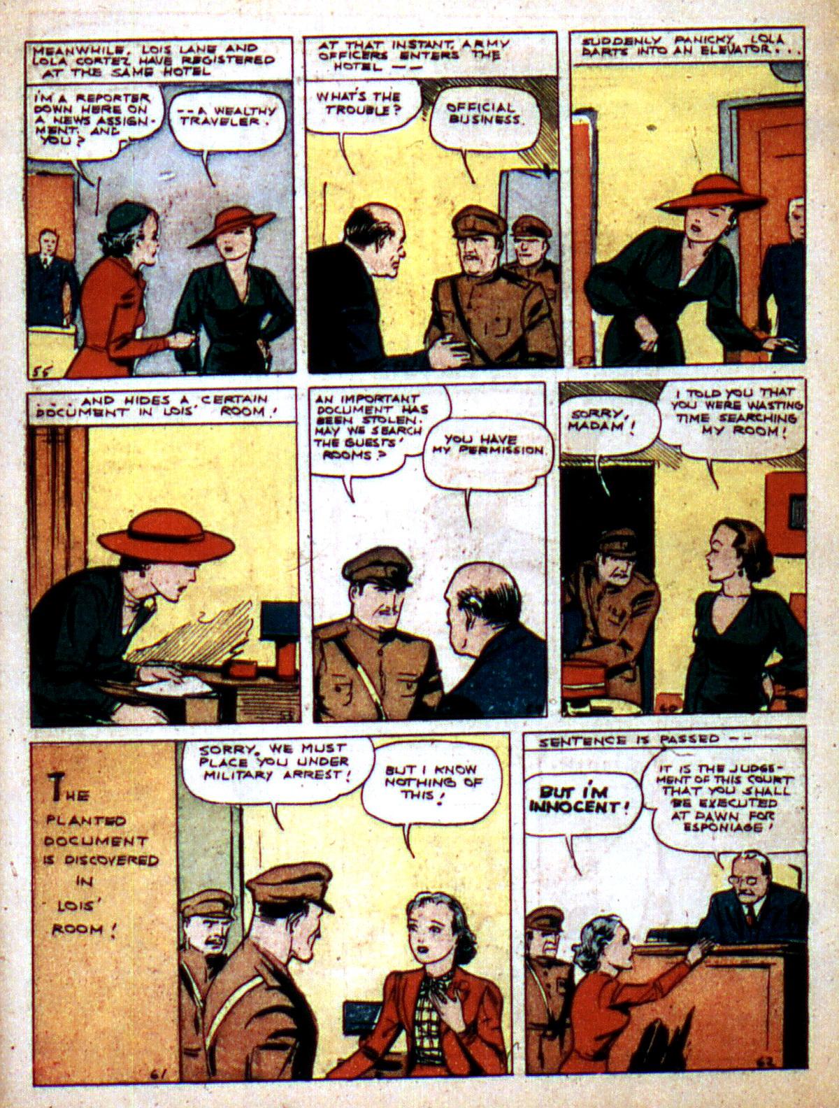 Action Comics (1938) 2 Page 9