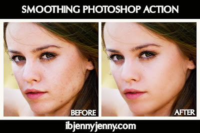 FREE SKIN SMOOTHING ACTION