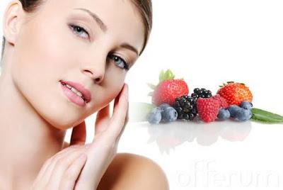 Des aliments pour rendre la peau plus belle