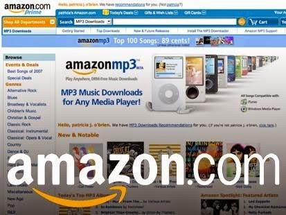 Tips daftar Amazon.com langsung diterima