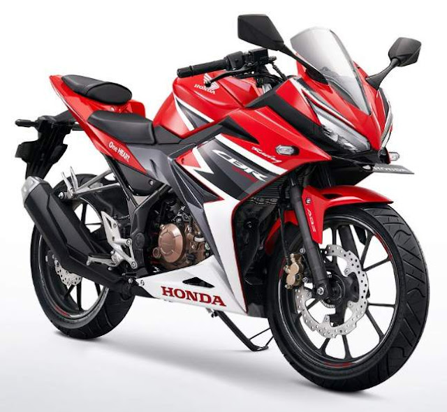 New Honda CBR150R ABS Racing Red
