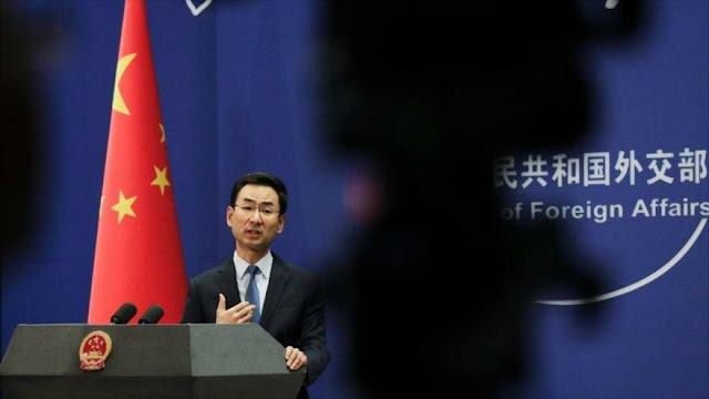 China reafirma voluntad de proteger el acuerdo nuclear con Irán