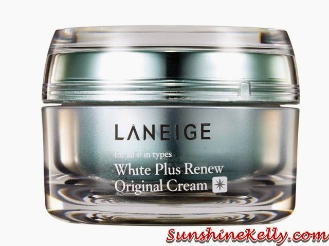 New Laneige White Plus Renew Range, laneige, Laneige White Plus Renew, Original Cream, korean skincare, korean beauty