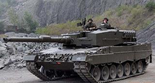 Leopard 2, Jerman (Nilai Bersih $ 6,79 juta)