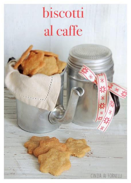 biscotti col caffè Bimby