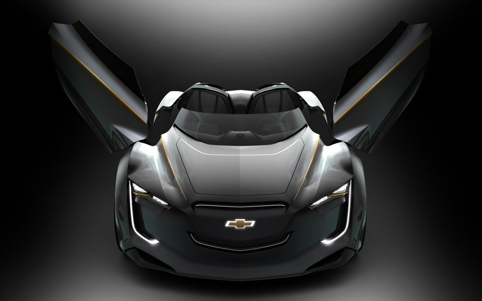 All Chevy chevy concepts : US NAVY JEEP: CHEVY channels the BATMOBILE in designing a Carbon ...