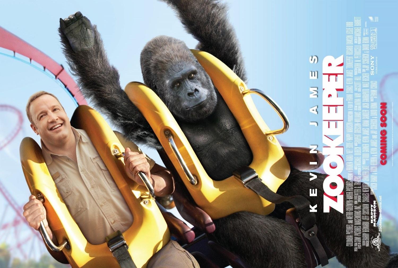 Zookeeper   Teaser Trailer