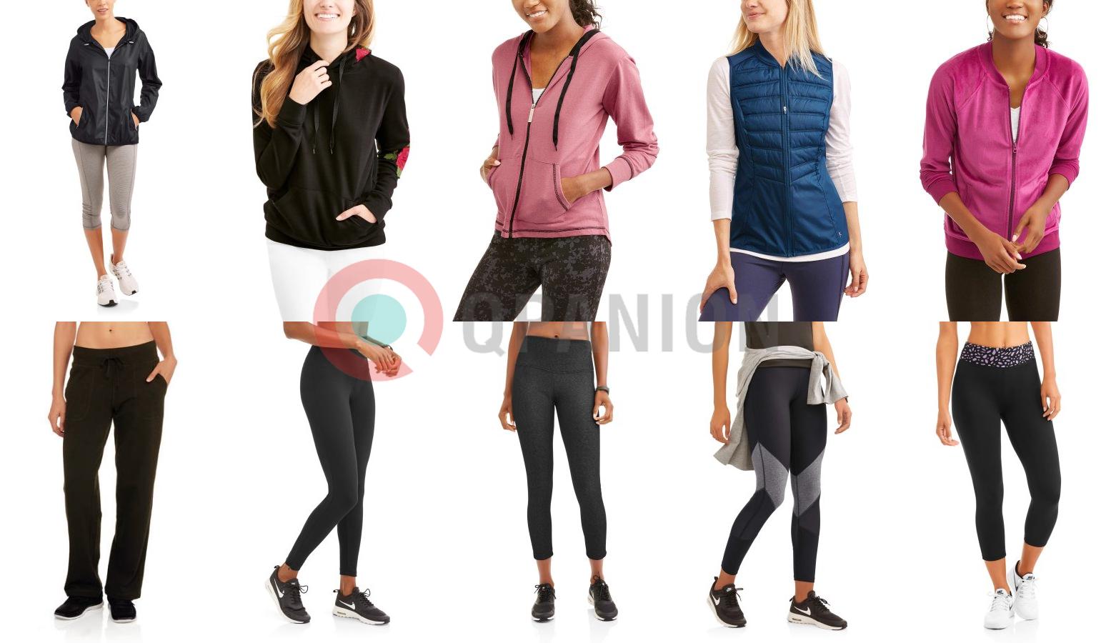 634fbc379f7  RUN  Walmart   2.50 Women s Activewear Clothing! Hoodies