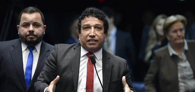 Magno Malta é cotado para 'Ministério da Família' no governo Bolsonaro