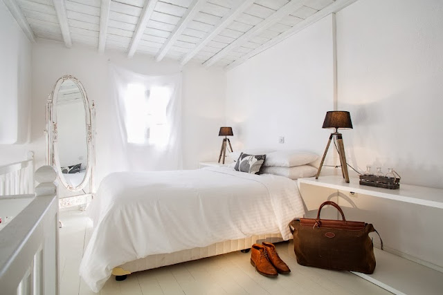 charming house in mykonos