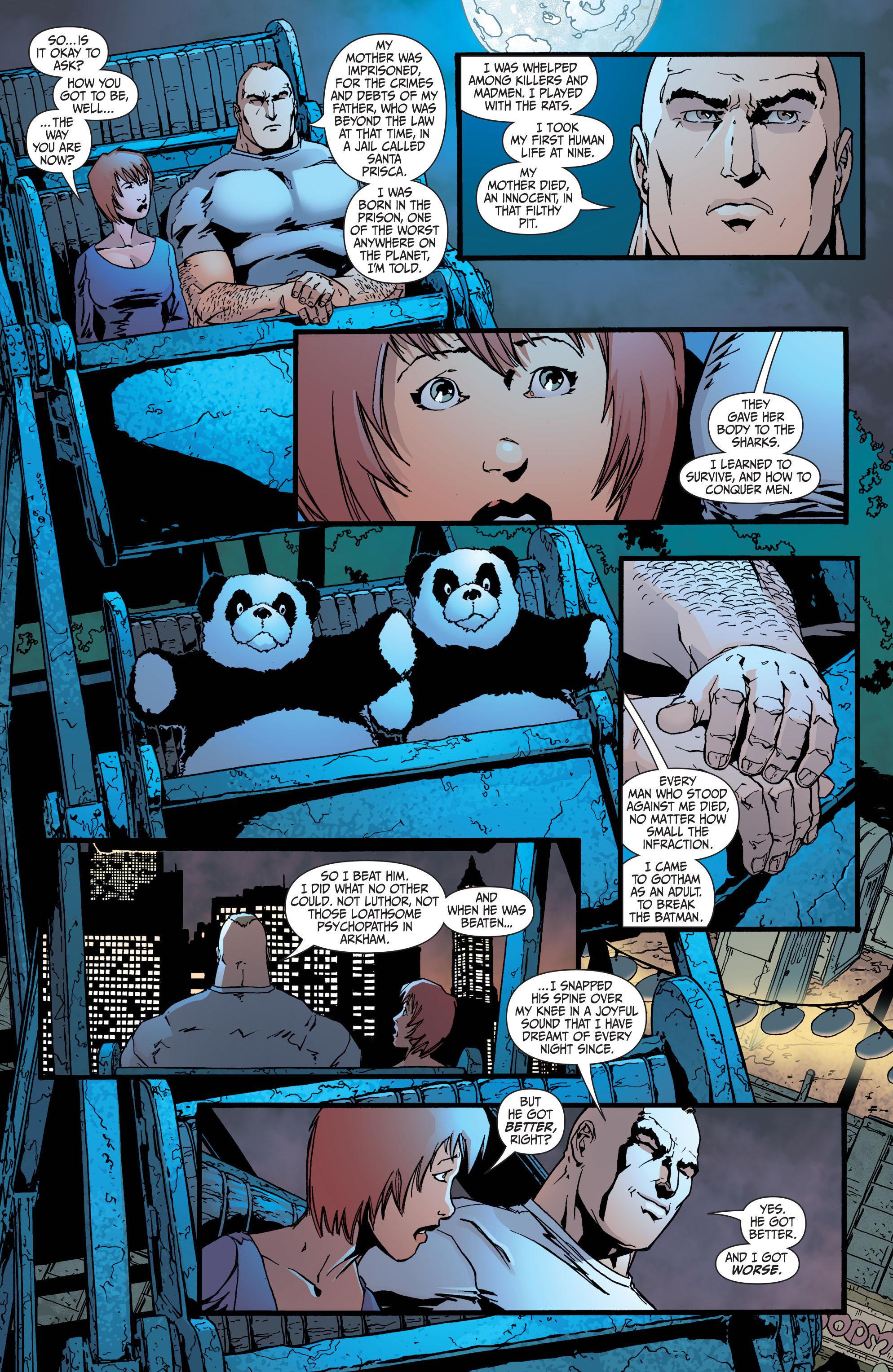 Read online Secret Six (2008) comic -  Issue #34 - 17
