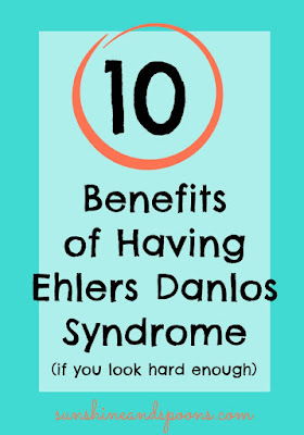 10 Benefits of Having Ehlers Danlos Syndrome