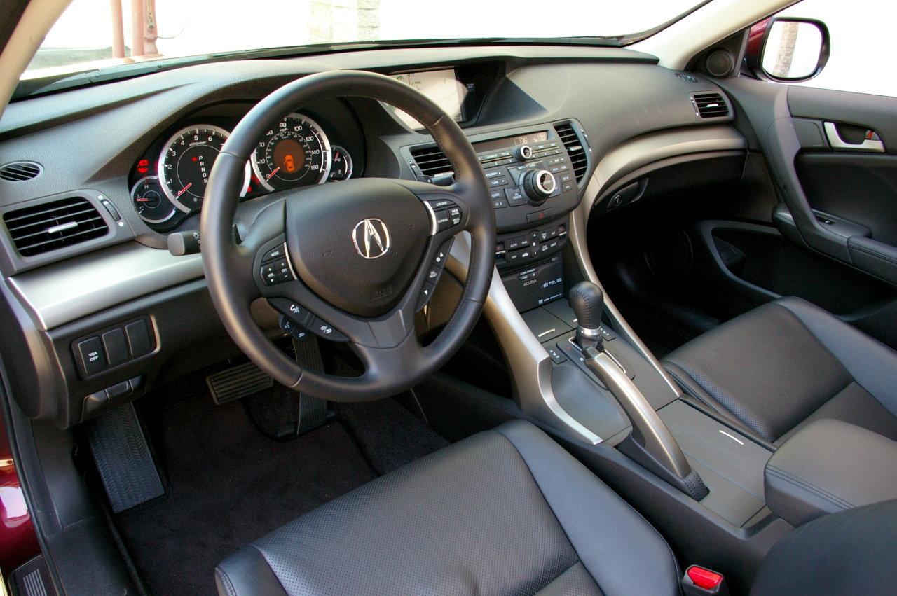 Top Speed Latest Cars 2010 Acura Tsx V6