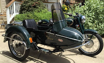 Calif. 2005 with sidecar