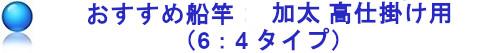 関西の船釣りで釣れる 竿とリール 加太 船竿 マダイ